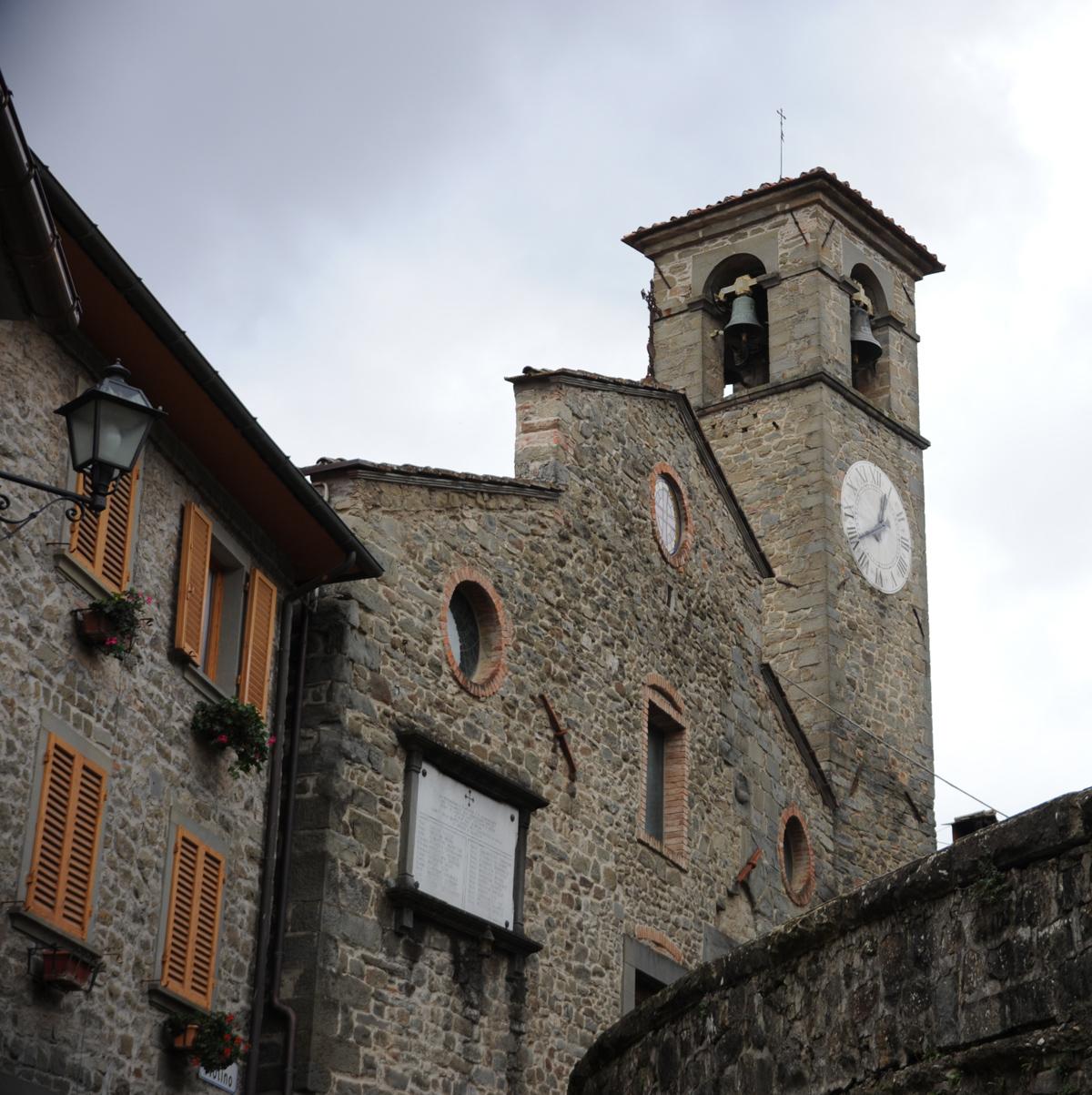 La Pieve di S.Michele Arcangelo