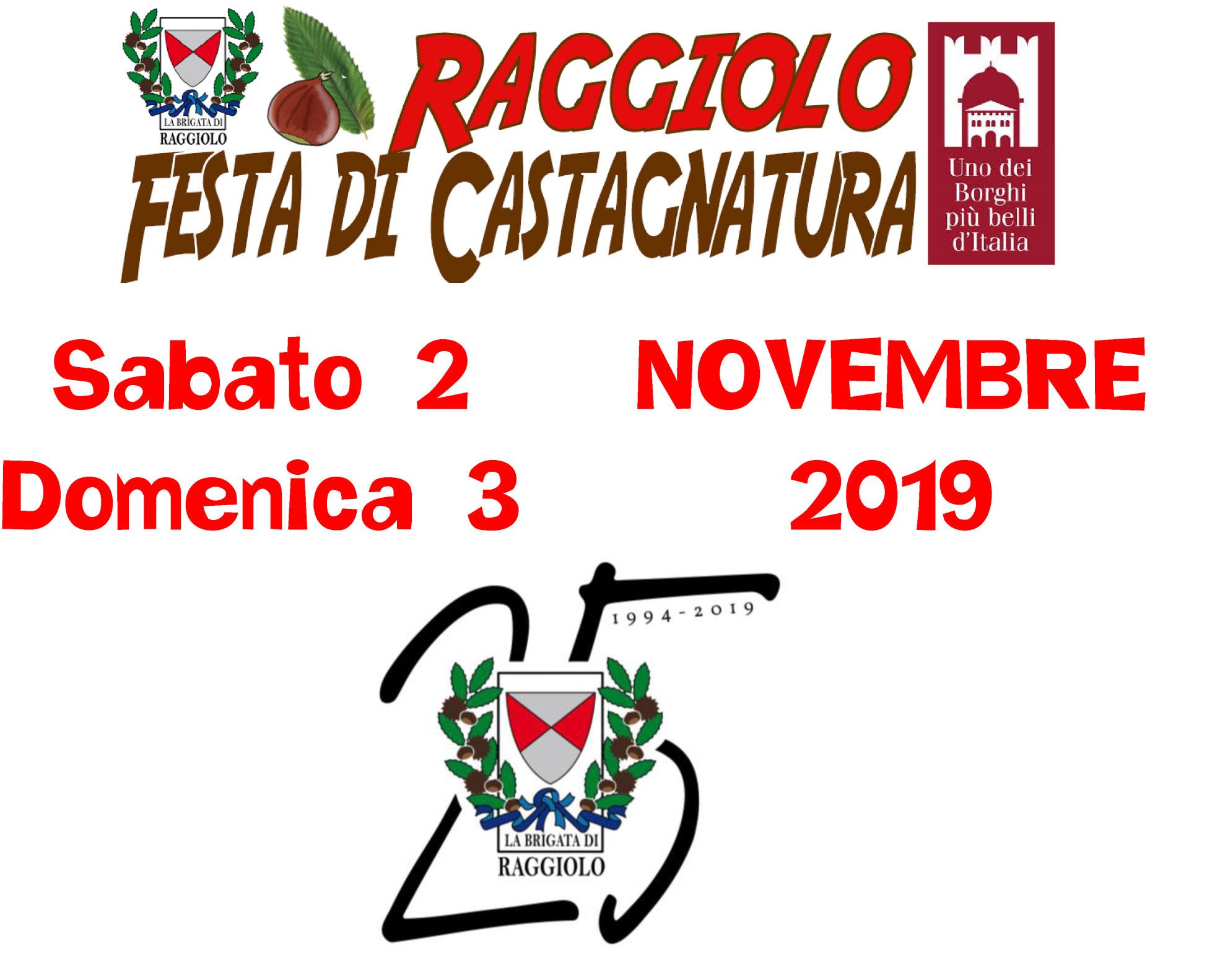 FESTA DI CASTAGNATURA 2019